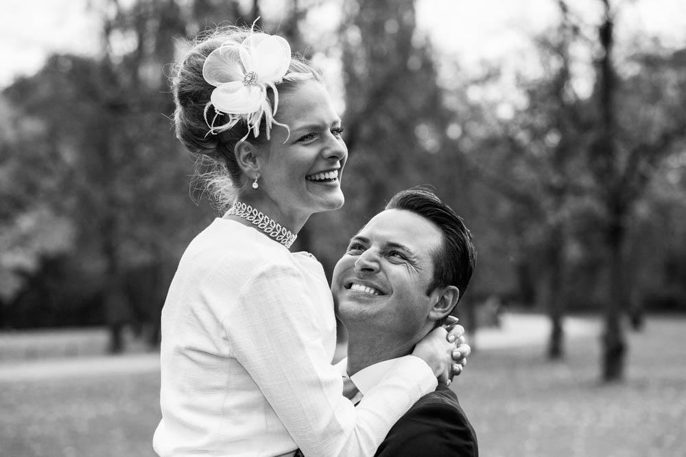 Englischer Garten - Hochzeitsfotograf und Hochzeitsvideo München