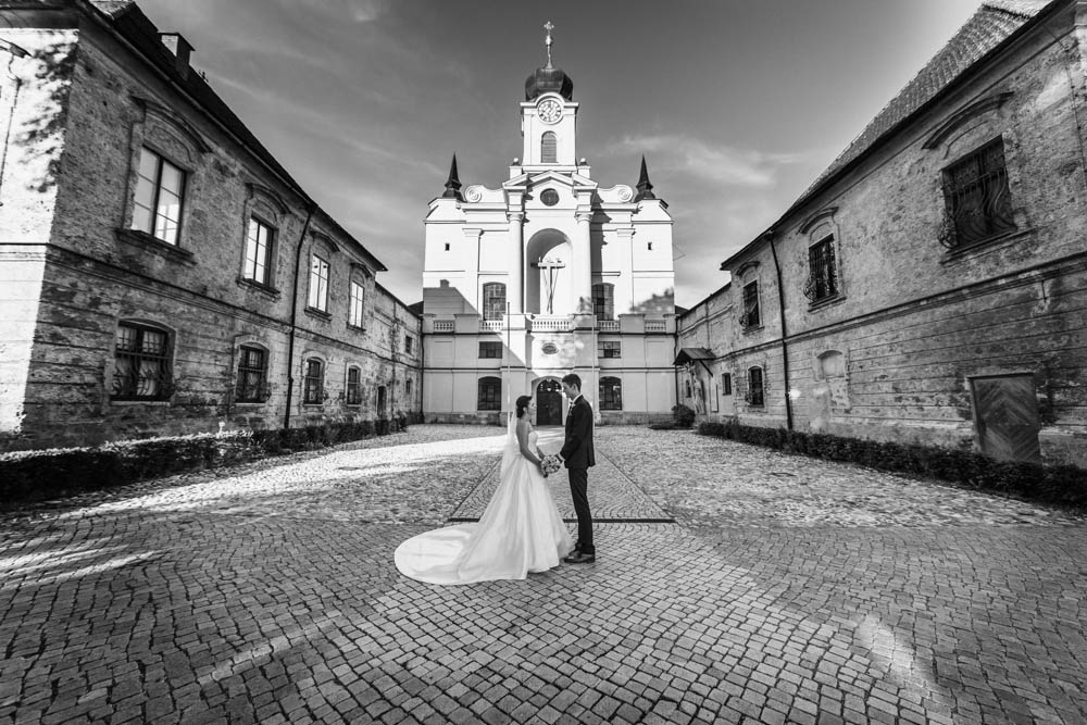 Kloster Raitenhaslach - Hochzeitsfotograf und Hochzeitsvideo München